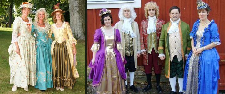 uthyrning maskeradkläder kostymer bröllopskläder -Karl Gerhards ate... 6d84219aba04a