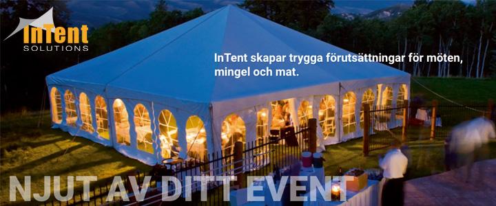 Icke gamla Hyr partytält till fest & bröllop | Eventmarket DW-87