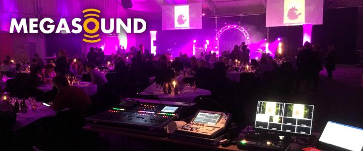 1e20694f0f7b Megasound Stage Event Group erbjuder allt inom ljud, ljus, bild, mobilscen  och nöjesproduktion för såväl event, mässa, konferens & fest.