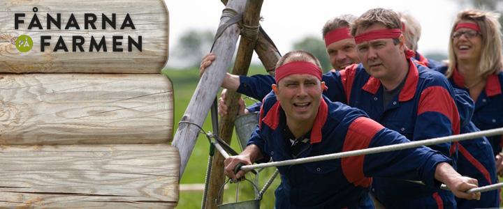 Fanarna Pa Farmen Teambuilding Goteborg Aktiviteter 5 Kamp