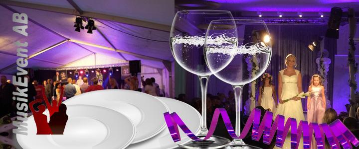 Hyr möbler, porslin och partytält till festen! | Eventmarket